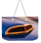 1957 Ford Thunderbird Scoop Weekender Tote Bag
