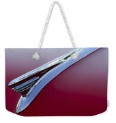 1957 Oldsmobile Hood Ornament 2 Weekender Tote Bag