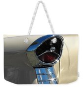 1957 Oldsmobile Super 88 Weekender Tote Bag