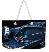 1958 Chevrolet Bel Air Impala Weekender Tote Bag