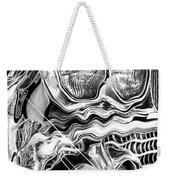 1958 Impala Beauty Within The Beast Weekender Tote Bag