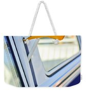1958 Volkswagen Vw Bus Turn Signal Weekender Tote Bag