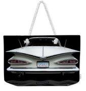 1959 Chevrolet Impala Weekender Tote Bag