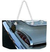 1959 Chevrolet Impala Tailfin Weekender Tote Bag