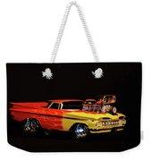 1959 El Camino Weekender Tote Bag