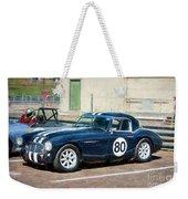 1960 Austin Healey 3000 Weekender Tote Bag