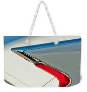 1960 Cadillac Eldorado Biarritz Convertible Taillight Weekender Tote Bag