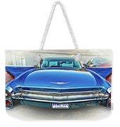1960 Cadillac - Vignette Weekender Tote Bag