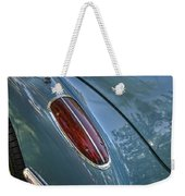 1960 Chevrolet Corvette Tail Light Weekender Tote Bag