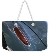 1960 Chevy Corvette Taillight Weekender Tote Bag