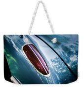 1960 Corvette Taillight Weekender Tote Bag