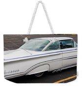 1960 Olds Eighty Eight 2023 Weekender Tote Bag