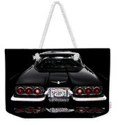 1960 Thunderbird Hardtop Coupe Weekender Tote Bag