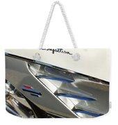 1961 Chevrolet Corvette Abstract Weekender Tote Bag