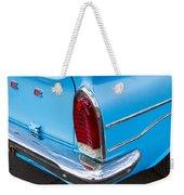 1961 Rambler Cross Country Tail Light Weekender Tote Bag