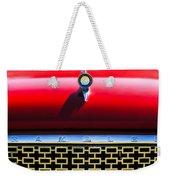 1961 Rambler Hood Ornament Weekender Tote Bag