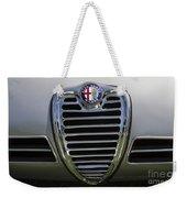 1962 Alfa Romeo Grille Weekender Tote Bag