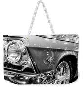 1962 Chevrolet Belair Bubbletop Weekender Tote Bag