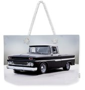 1962 Chevrolet Shortbed Pickup I Weekender Tote Bag