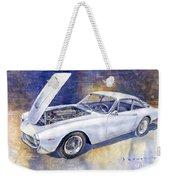 1963-1964 Ferrari 250 Gt Lusso  Weekender Tote Bag