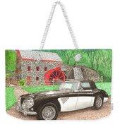 1963 Austin And Sudbury Mill Weekender Tote Bag