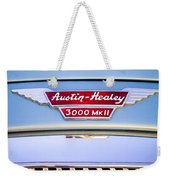 1963 Austin-healey Mark IIi Bj8 Weekender Tote Bag