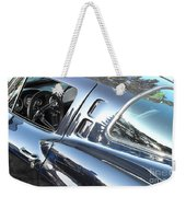 1963 Corvette Stingray Weekender Tote Bag