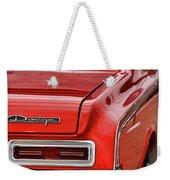 1963 Dodge 426 Ramcharger Max Wedge Weekender Tote Bag by Gordon Dean II