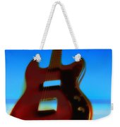 1963 Guild Jet Star Weekender Tote Bag by Bill Cannon