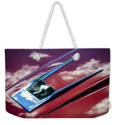 1963 Studebaker Avanti Hood Ornament 4 Weekender Tote Bag