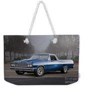 1964 Chevrolet El Camino IIi Weekender Tote Bag