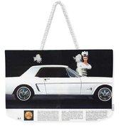 1964 Ford Mustang Muscle Weekender Tote Bag