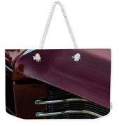 1964 Pontiac Bonneville Weekender Tote Bag