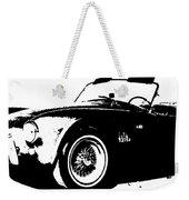 1964 Shelby Cobra Sketch Weekender Tote Bag