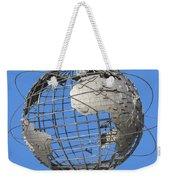 1964 World's Fair Unisphere Weekender Tote Bag