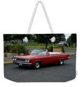 1965 Dodge Coronet 500 Higgins Weekender Tote Bag