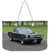 1965 Mustang Fastback Kearney Weekender Tote Bag