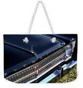 1965 Plymouth Satellite 440 Weekender Tote Bag