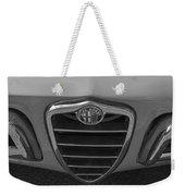 1966 Alfa Romeo Duetto Weekender Tote Bag