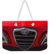 1966 Alfa Romeo Emblem Weekender Tote Bag