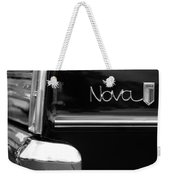 1966 Chevy Nova II Weekender Tote Bag