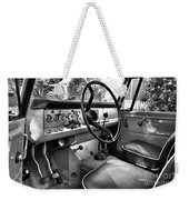 1966 International Scout Driver's Side B Weekender Tote Bag
