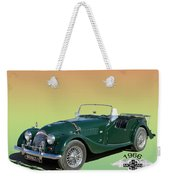 1966 Morgan 4 Plus 4 Weekender Tote Bag