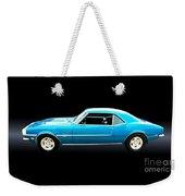 1968 Chevy Camaro Ss Weekender Tote Bag