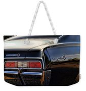 1967 Chevy Impala Ss Weekender Tote Bag by Gordon Dean II