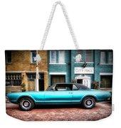 1967 Cougar Gt _hdr Weekender Tote Bag