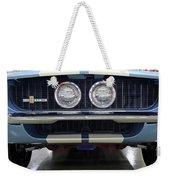 1967 Shelby Gt500 Weekender Tote Bag