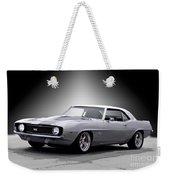 1968 Chevrolet Camaro Ss Ll Weekender Tote Bag