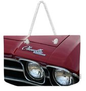 1968 Chevy Chevelle Ss Weekender Tote Bag