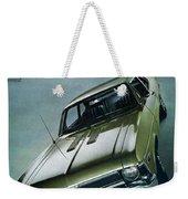 1968 Chevy Nova Ss Weekender Tote Bag
